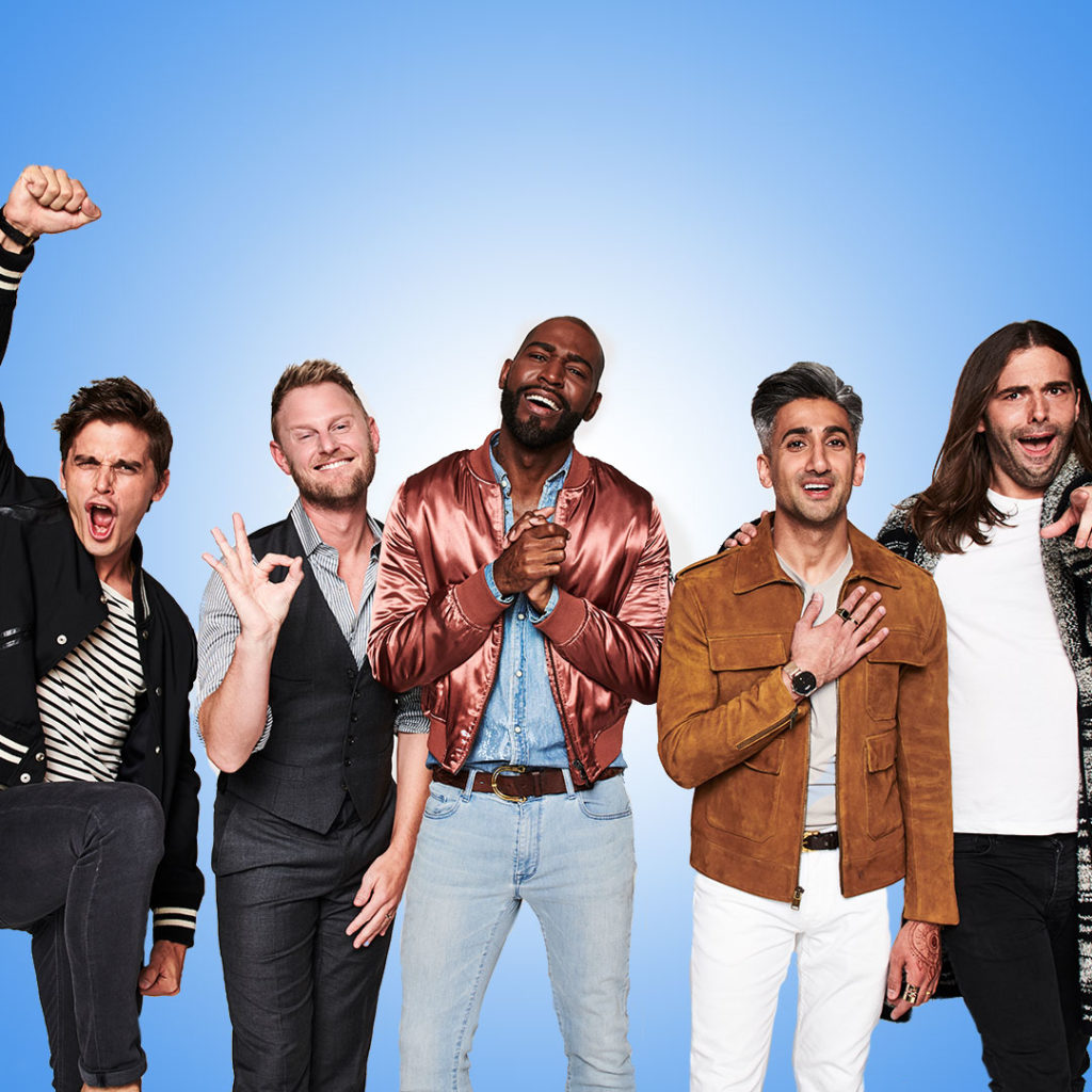 QUEER EYE: THE NEW FAB FIVE FOR 2018 : Rage Monthly Magazine