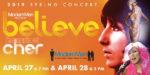 Take It Like A Man! Coachella Valley Men's Chorus Presents 'Believe: The Music of Cher'